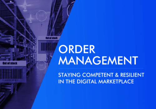 A truly intelligent Order Management System