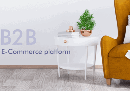 Acuver helped lndia's leading furniture retailer introduce a B2B E-Commerce platform